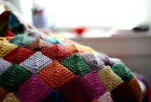 Knittingblanket