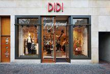 Utrecht - Concept Store / There is a new sister in town! Bezoek onze concept store aan de Oude Gracht 139 in Utrecht. Kom langs om te ontdekken waar Didi echt voor staat.