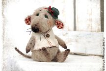Крысы, мыши - rats,mouse - la rata, ratón / Крысы, мыши