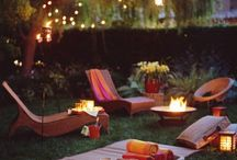 Garden fashion;0) / Mooie en gezellige tuin ideeën.....
