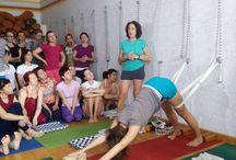 Yoga Karunta - Yoga on the Ropes