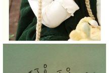 вязаные детские вещи / модели,схемы,описания