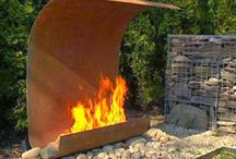 The Heat Is On - Outdoor Fire Places and Fire Pits