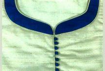 chudi neck