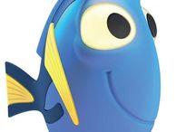 Disney Findet Dorie Kinderlampen / Disney Findet Dorie Kinderleuchten #Dorie #Disney #FindetDorie