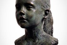 Child sculpture