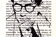 ▪️blackout poetry ▪️