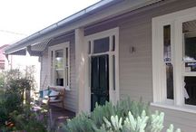 Weatherboard paint