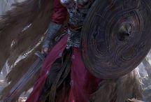 Viking Fan Art