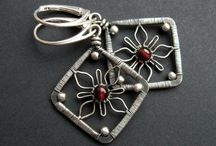 Interesting Wire Tutorials / Tutorials for creating lovely pieces using wire. / by Karen Landis