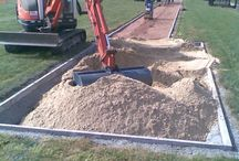 Long Jump UK / We have vast experience installing long jump facilities in several location across the country.