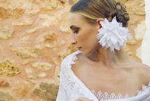 Todo para la novia/ Everything for the bride / Vestidos, zapatos, tendencias, peinados, maquillaje.