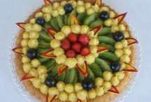 Dolci fantasia di frutta