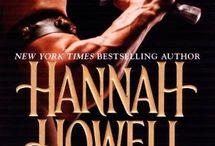 Hannah Howell books