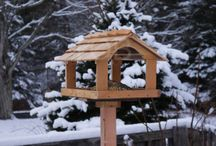Outdoor, Bird Feeders, Houses, Baths / Bird Feeders, Houses, Baths