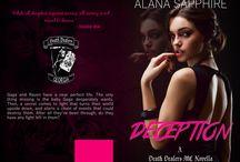 Deception / Death Dealers MC Novella / by Alana Sapphire