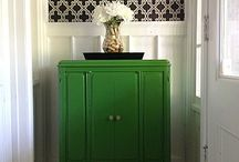 Home Decor | Hollywood Regency Style / Home decor ideas and inspiration in the Hollywood Regency style