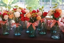 All kinds of florals in a jar / by Fang