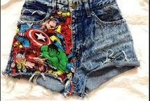 Superhrdinská móda ♥