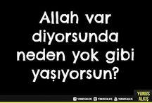 Allah aşkı ❤
