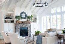cottage lake house