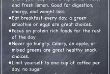 Dieet tips en trics