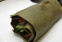 Vegan Wraps / Vegan Wraps