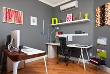 Cool Workspace Ideas / Cool workspace ideas for freelancers working from home.