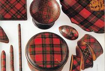 Mad for plaid / Love me some plaid--clothes, furniture, wallpaper, you name it....