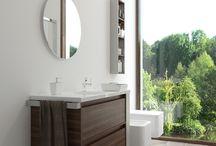 Muebles de baño / En este tablero encontrarás diferentes tipologías de muebles que puedes ver en un baño