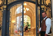 San Francisco's The Palace Hotel / World class luxury hotel with timeless elegance in the heart of San Francisco