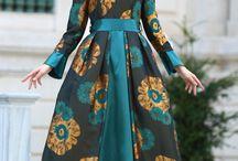 Kebaya/Dress/Loose Dress/Hijab Style