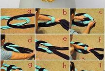 Sciarpe foular
