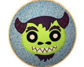 Monster Madness / Creepy, Frightening, Adorable