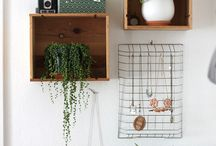 small bedroom decorating / by Claire Loudis