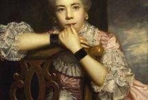 Fashion history 1770 Colonial & Revolution