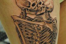 tattoos; / by Shyann West
