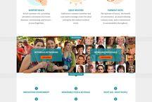 Sites / Sites com design legais