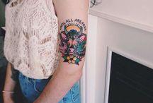 Tattoo vegan