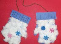 dec crafts for kiddies / by Lori Penderleith