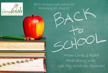 Back to School! / Back to school ideas tips and savings from our partners.