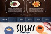 Restaurant webbsesign