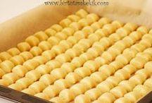 Tarçınlı fındıklı kurabiye