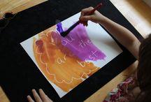 fine art for children