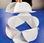 plate paper art