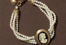 cameo jewelery