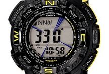 Casio Watches / Casio watches are known for their ability to do more technologically advanced activities than just timekeeping. Casio make their products conductive to different active lifestyles and the choices are endless.