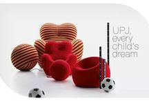 UPJ / J as Junior UP5_6, an unrivalled icon of Italian design on the international stage, will be launched in an unusual version designed for children aged over 3 years: UPJ.