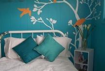 Teen bedrooms  / by Jacqueline Bills