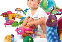 Soft Toys / A selection of quality soft toys for baby and toddlers